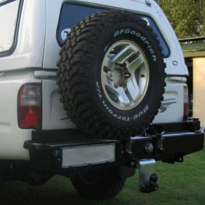 spare wheel carrier onca